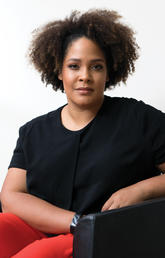 Author and speaker Ijeoma Oluo.